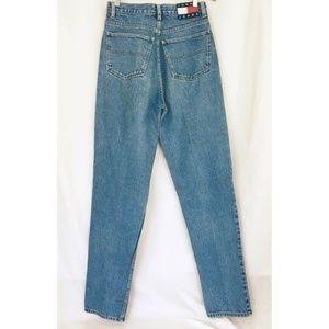 Vtg Tommy Hilfiger Jeans 30x37 Tall (Tag 30x34)